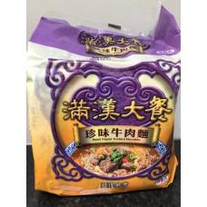 統一滿漢珍味牛肉(3包入)