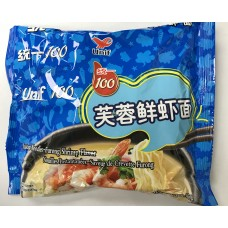 統一100芙蓉鮮蝦麵