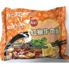 統一100紅椒牛肉