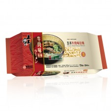 五木牛肉味拉麵(四片入)