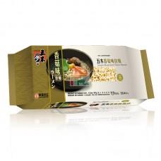 五木香菇拉麵 (素食)