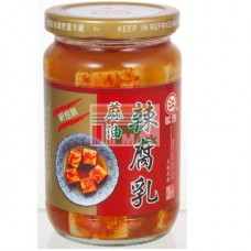 江記辣麻油腐乳(辣中)