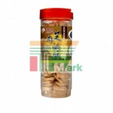 老楊芝麻鹹酥(高圓罐)※全素