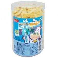 健康日誌牛乳骨頭餅(罐)