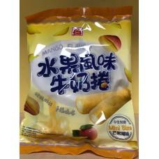 北田水果風味牛奶捲芒果(奶素)