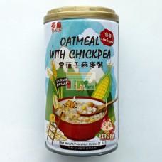 泰山雪蓮子燕麥粥