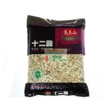 馬玉山十二穀米