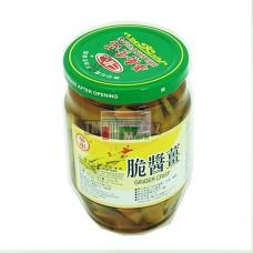 華南脆醬薑