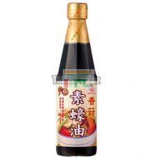 工研香菇素蠔油