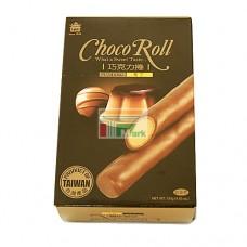 義美巧克力卷法式布丁