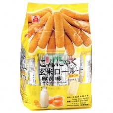 蒟蒻糙米捲蛋黃