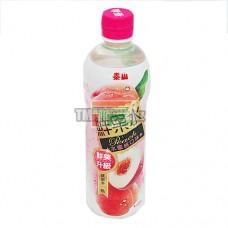 泰山鮮果純水-水蜜桃(寶特瓶)