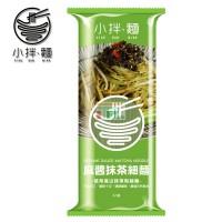 小拌麵麻醬抹茶細麵(3入)