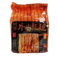 阿舍外省乾麵 (沙茶原味)5包裝