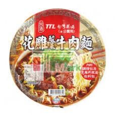 台酒酸菜牛肉麵(碗)