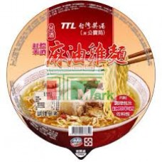 公賣局麻油雞麵(碗)