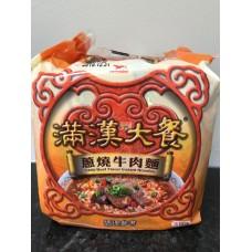 統一滿漢蔥燒牛肉(3包入)
