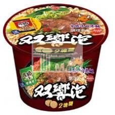 雙響泡牛肉湯麵(碗)