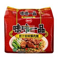 味味一品爌肉麵(袋)3包裝