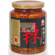 江記辣豆瓣豆腐乳(中)