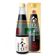 義美全豆100%純釀造醬油 (純素)
