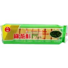 九福綠茶酥