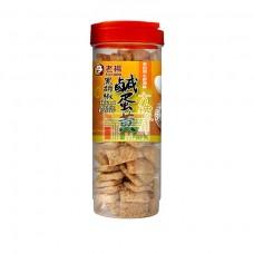 老楊黑胡椒鹹蛋黃酥(高圓罐)※蛋素(鹹鴨蛋) ※植物五辛素