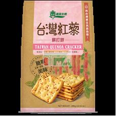 義美台灣紅藜蘇打餅