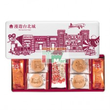 義美台灣之美-漫游台北城禮盒