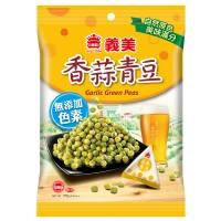 義美香蒜青豆(植物五辛素)