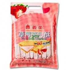 義美草莓夾心酥(量販裝)