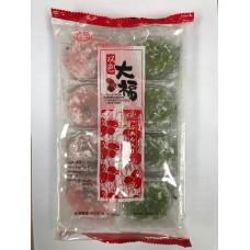 皇族日式雙色紅豆大福