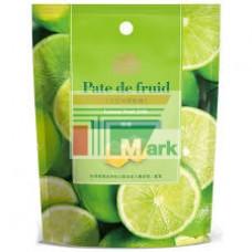 法式水果軟糖檸檬