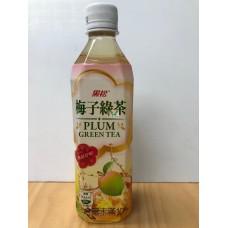 黑松梅子綠茶
