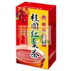 義美桂圓紅棗茶(小)