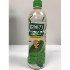 大西洋也多力乳酸綠茶飲料