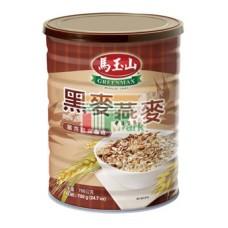馬玉山黑麥燕麥綜合麥片(罐)