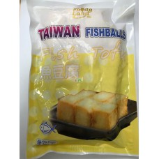 嘉楠魚豆腐
