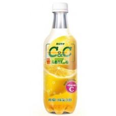 黑松氣泡飲CC檸檬