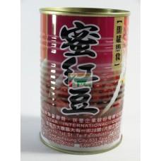 台灣扶星蜜紅豆罐頭