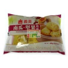 義美南瓜堅果饅頭 (須自取)