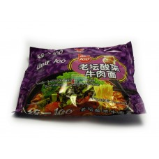 統一100老罈酸菜牛肉麵(袋)