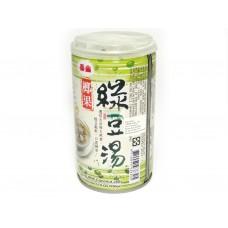 泰山椰果綠豆湯