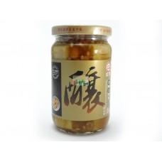江記元氣酒釀豆腐乳(中)