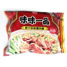味味一品爌肉麵(袋)