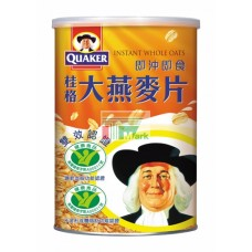 桂格即沖即食大燕麥片(大罐)