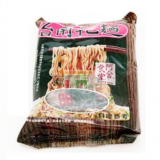 阿舍台南乾麵(辣味)