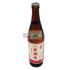 台灣料理米酒水