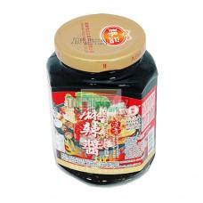 華南醬道-漢方麻辣醬