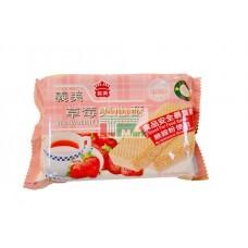 義美草莓夾心酥(迷你包)
